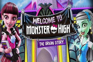 Monster High: Monstrózní napětí (2017)