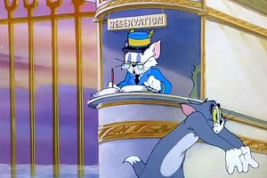 Tom a Jerry - Kocour v nebi
